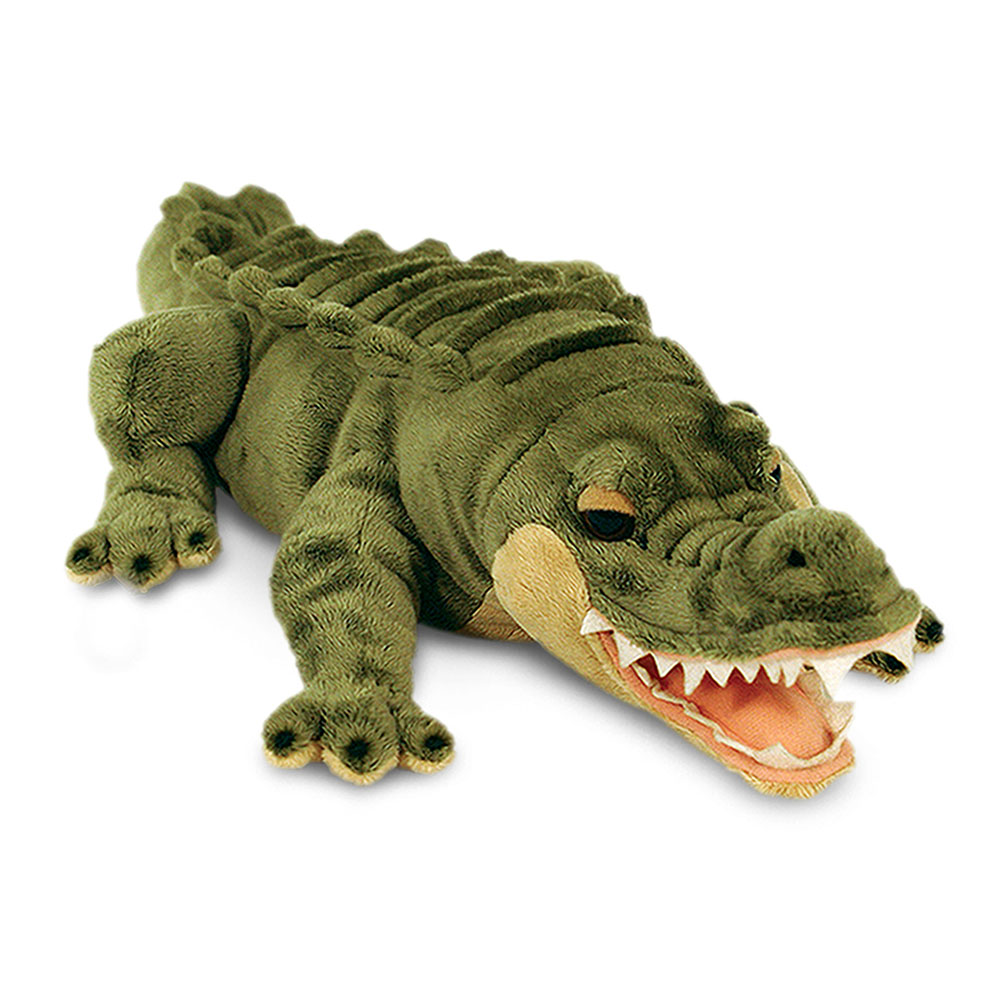 peluche crocodile 66 cm keel toys mynoors. Black Bedroom Furniture Sets. Home Design Ideas